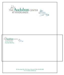 Audubon Center - Letterhead