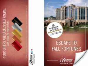 Belterra Casino Resort Brochure