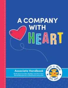 Build-A-Bear Handbook Cover