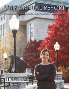 Lewis and Clark Community College - Annual Report