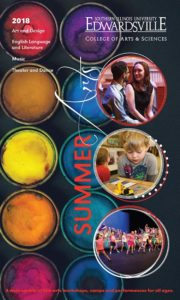 SIUE Summer Arts Brochure