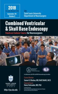 Saint Louis University - Neurosurgeon Class Cover